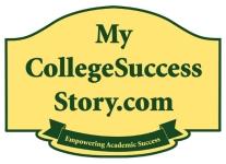 MyCollegeSuccessStory.com logo